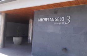 Depto un dormitorio edificio «Michelangelo III»