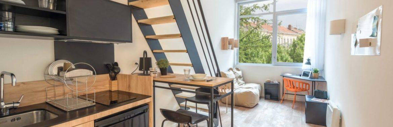 Departamentos grandes y dúplex: alternativa que gana espacio