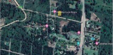 Terreno en venta en villa General Belgrano