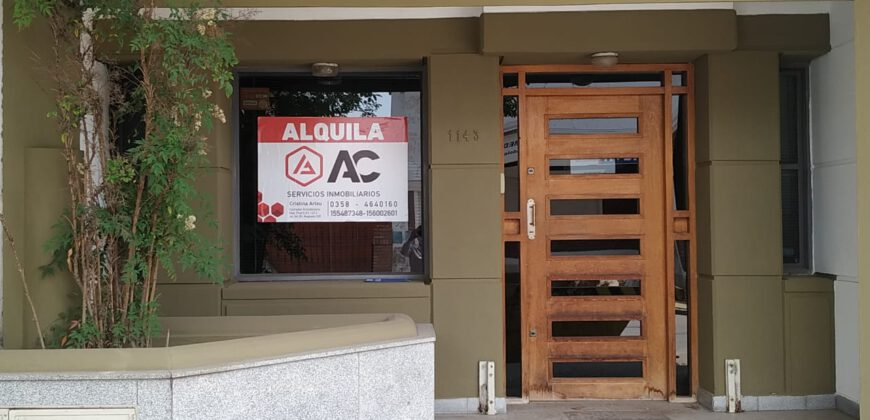 SE ALQUILAN OFICINAS – Alvear 1143
